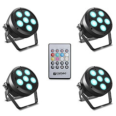 Cameo ROOT PAR 6 Set 1 « LED-Leuchte
