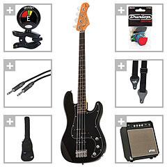 Kozmos Kozmos 60s P-Style PJ RW BK / Kong Deep Twenty « Bass Guitar Set