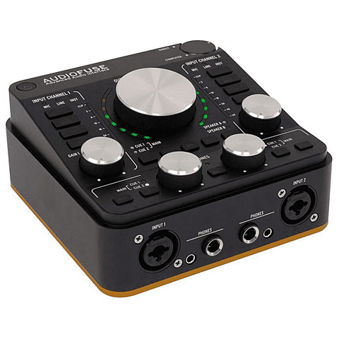 Audio Interface Arturia AudioFuse Rev 2