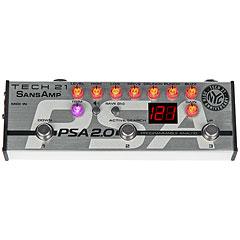 Tech 21 PSA 2.0 « Previo guitarra