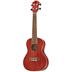 Redwood Concert Ukulele Red « Ukulele