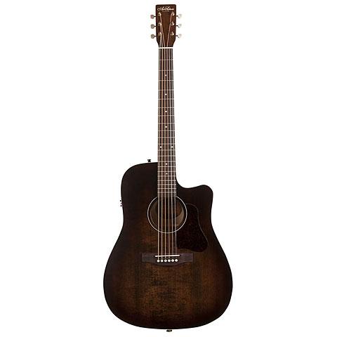 Acoustic Guitar Art & Lutherie Americana Bourbon Burst CW QIT