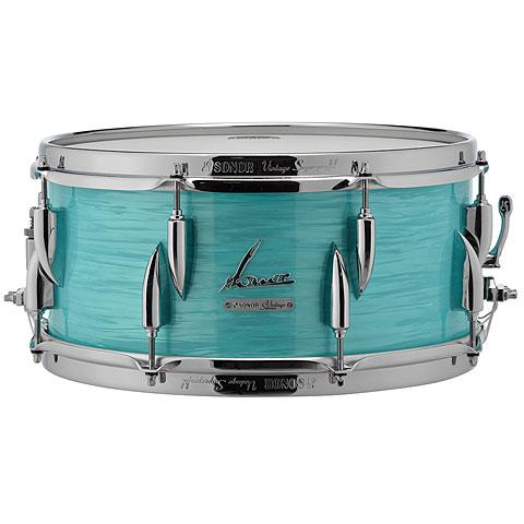 "Snare Drum Sonor Vintage 14"" x 6,5"" SDW California Blue"