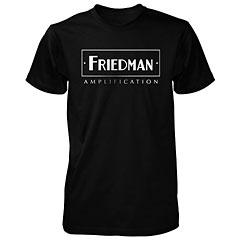 Friedman Logo BLK L « Футболка
