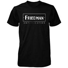 Friedman Logo BLK XXL « Camiseta manga corta