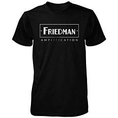 Friedman Logo BLK XXXL « T-Shirt