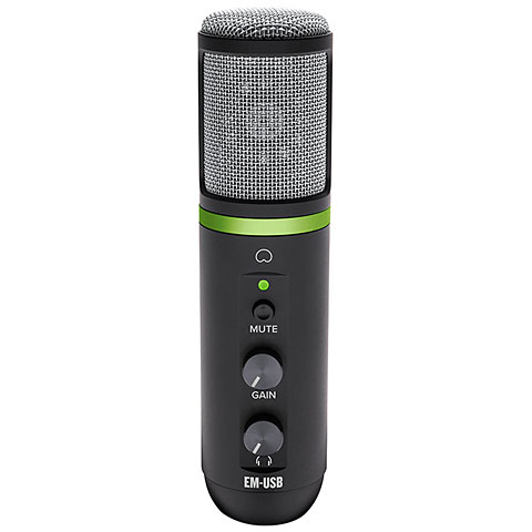 Microphone Mackie EM-USB