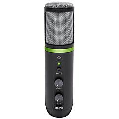 Mackie EM-USB « Microphone
