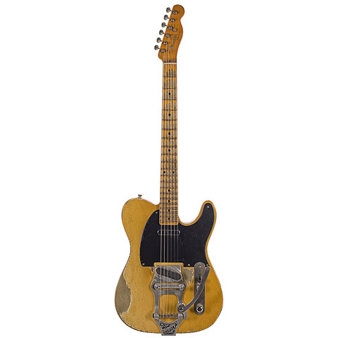 Fender Custom Shop Smoked Tele MBDW « E-Gitarre