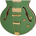 Guitarra eléctrica Epiphone Uptown Kat ES Emerald Green Metallic
