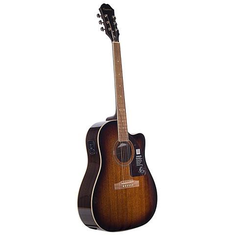 Westerngitarre Epiphone AJ-220SCE