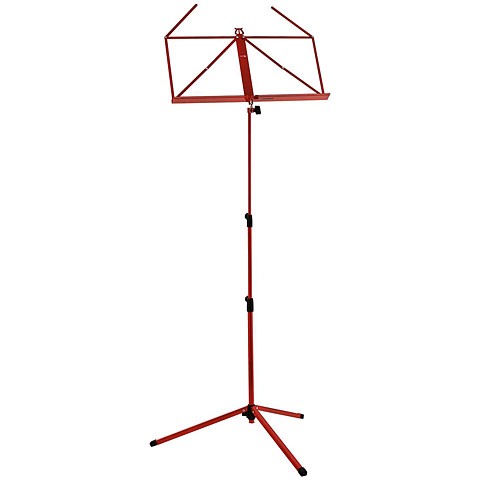 Atril Stand Art Music Stand Red