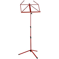 Stand Art Music Stand Red « Atril
