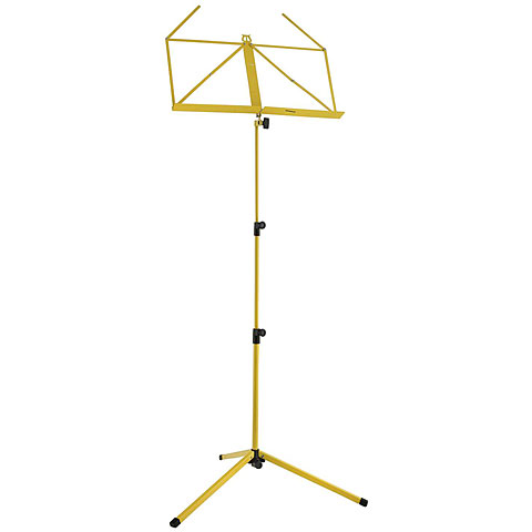 Pupitre partition Stand Art Music Stand Yellow