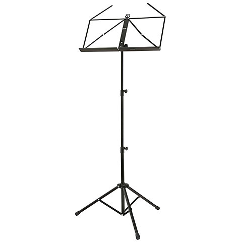 Pupitre partition Stand Art Music Stand Deluxe Black