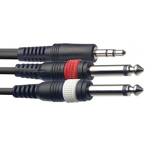 Cable Y Stagg SYC1/MPSB2P E