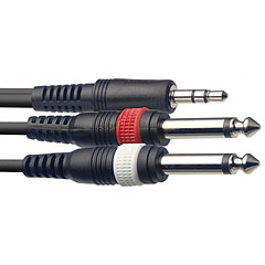 Stagg SYC2/MPSB2P E « Cable de audio