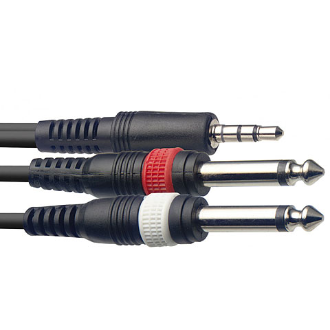 Y-Kabel Stagg SYC3/MPSB2P E