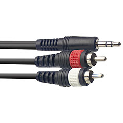 Stagg SYC1/MPSB2CM E « Audio Cable