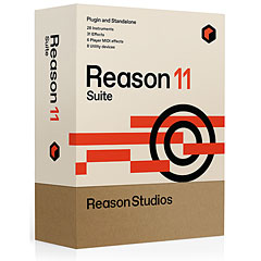 Reason Studios Reason 11 Suite « DAW-Software