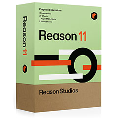 Reason Studios Reason 11 Upgrade « DAW-Software
