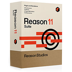 Reason Studios Reason 11 Suite Upgrade « DAW-Software