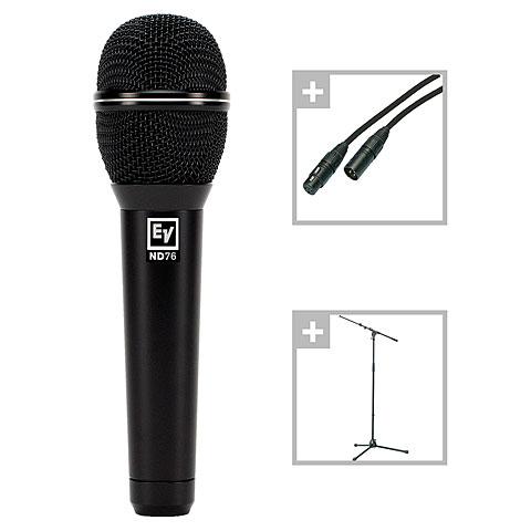 Mikrofon Electro Voice ND76 Performer Set TWO