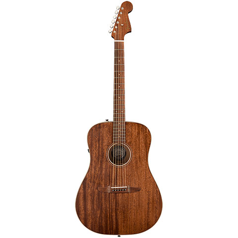 Westerngitarre Fender Redondo Special MAH