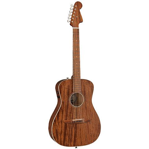 Guitarra acústica Fender Malibu Special MAH