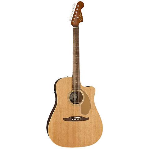 Guitarra acústica Fender Redondo Player NAT