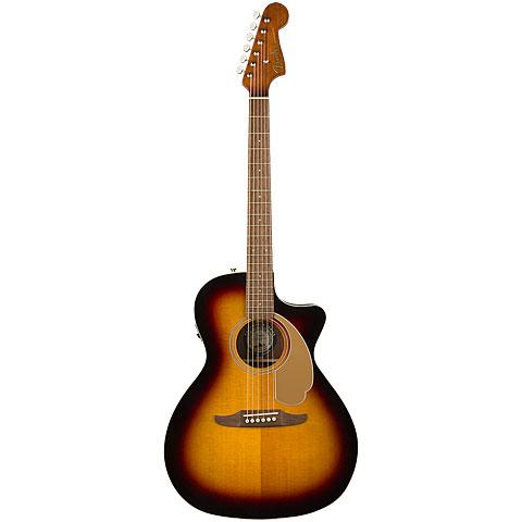 Guitare acoustique Fender Newporter Player SB