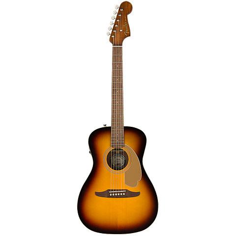 Guitarra acústica Fender Malibu Player SB