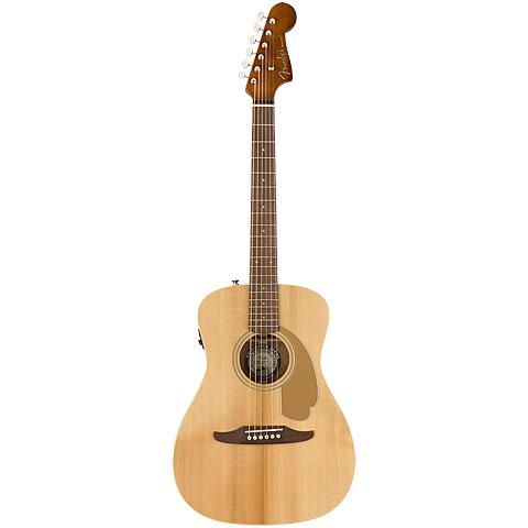 Guitarra acústica Fender Malibu Player NAT