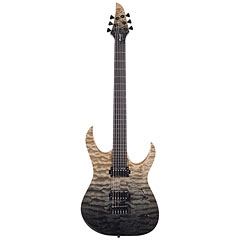 Mayones Duvell Elite 6 QM BL Black Horizon Gloss NAMM 2020