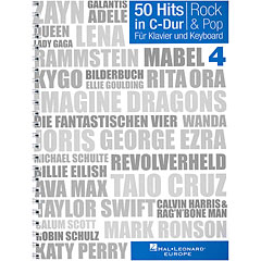 Bosworth 50 Hits in C-Dur Bd. 4 « Songbook