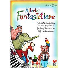 Dux Allerlei Fantasietiere « Notenbuch