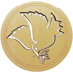 Sticky Tunes Soundhole Cover Bird « Soundhole cover