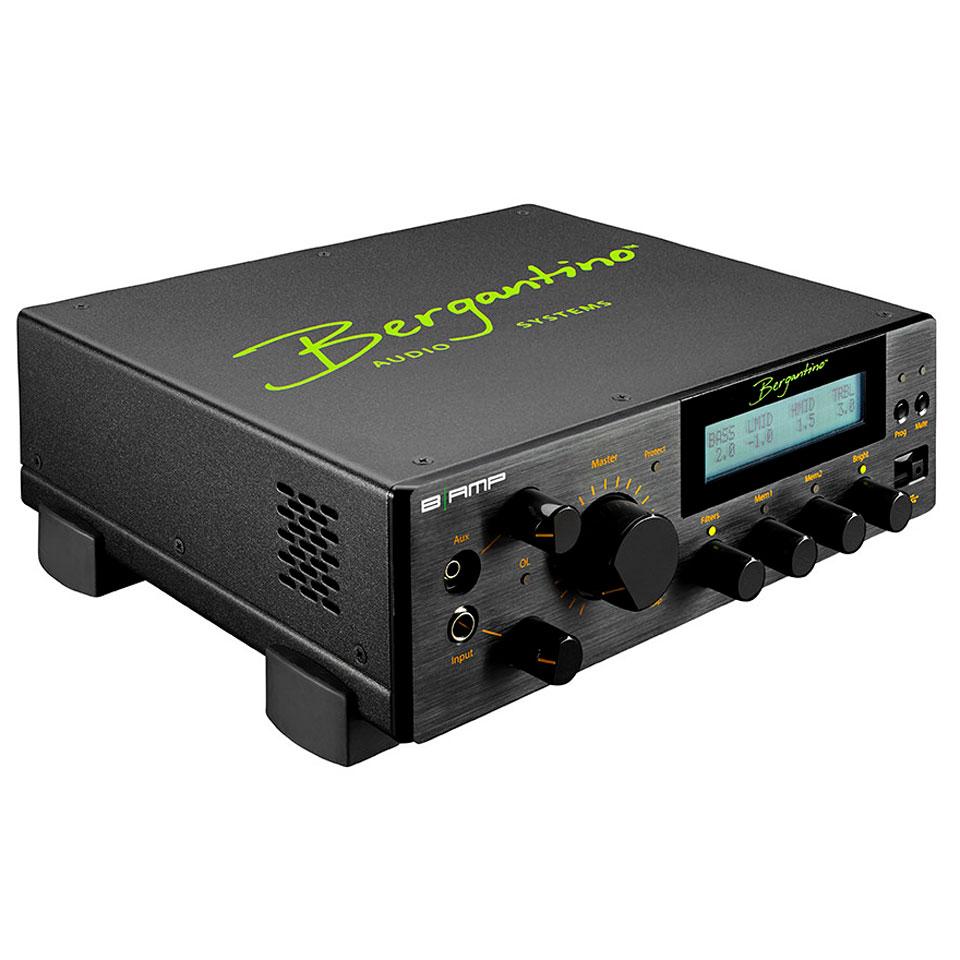 Verstaerker - Bergantino B Amp Bass Amplifier Topteil E Bass - Onlineshop Musik Produktiv
