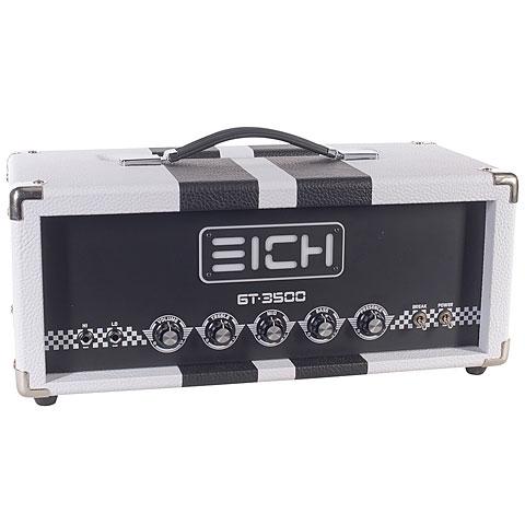 Cabezal guitarra Eich Amps GT-3500