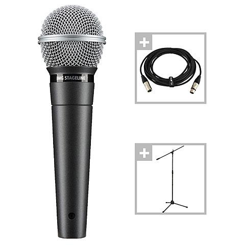 Sets microphone IMG Stageline DM-3 Starter Set 1
