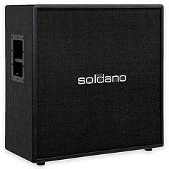 Soldano 412 Straight BK « Guitar Cabinet