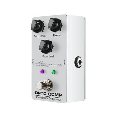 Bass Guitar Effect Ampeg Opto Comp Bass Compressor