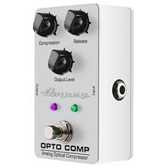 Ampeg Opto Comp Bass Compressor « Bass Guitar Effect