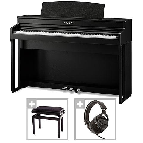 Piano digital Kawai CA 49 B Premium Set
