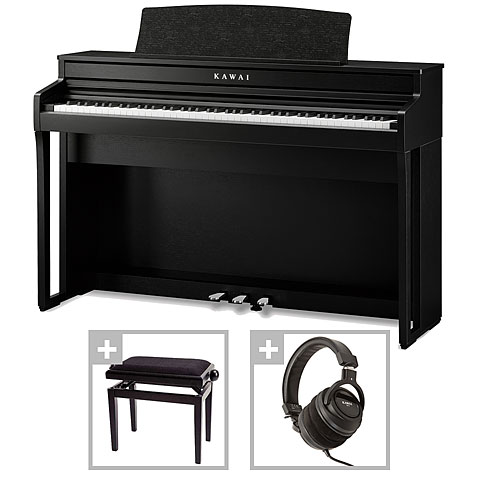 Piano numérique Kawai CA 49 B Set