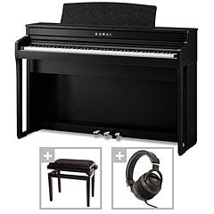 Kawai CA 49 B Premium Set « Piano numérique
