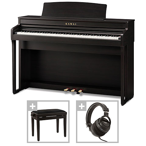 Piano digital Kawai CA 49 R Premium Set