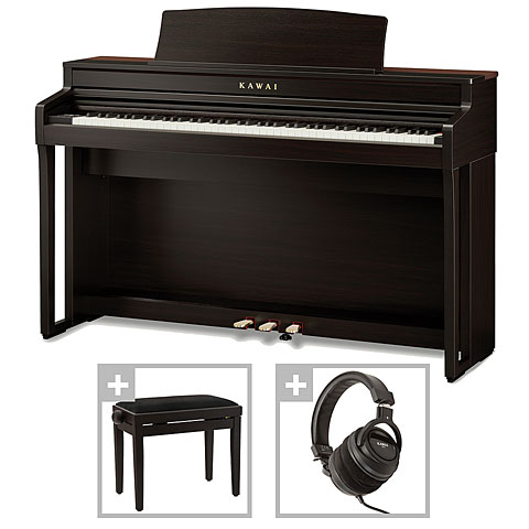 Digitale piano Kawai CA 59 R Premium Set