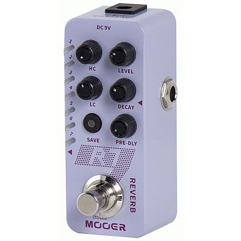 Effektgerät E-Gitarre Mooer R7 Reverb