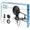 Micrófono Stagg SUM45 Set